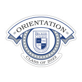 Medium Decal-Class of 2022 Orientation