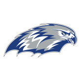 Large Decal-Hawk Head, 12 inches wide