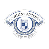 Small Decal-Class of 2022 Orientation