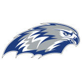 Extra Large Decal-Hawk Head, 18 inches wide