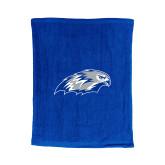 Royal Rally Towel-Hawk Head