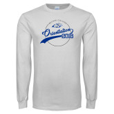 White Long Sleeve T Shirt-Class of 2022 Student Orientation