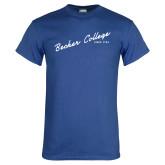 Royal T Shirt-Script Est. Year