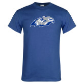 Royal T Shirt-Hawk Head