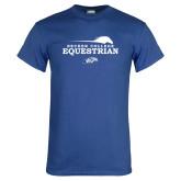 Royal T Shirt-Equestrian Graphic