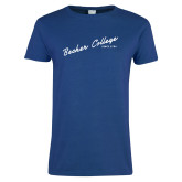 Ladies Royal T Shirt-Script Est. Year