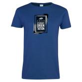 Ladies Royal T Shirt-2018 Orientation