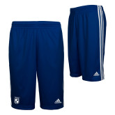 Adidas Climalite Royal Practice Short-Becker College Shield