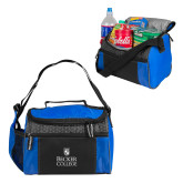 Edge Royal Cooler-Shield w/ Becker College Stacked