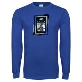 Royal Long Sleeve T Shirt-2018 Orientation