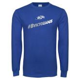 Royal Long Sleeve T Shirt-BVictorious