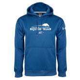 Under Armour Royal Performance Sweats Team Hoodie-Equestrian Graphic