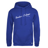 Russell DriPower Royal Fleece Hoodie-Script Est. Year