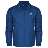 Full Zip Royal Wind Jacket-Hawk Head