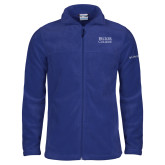 Columbia Full Zip Royal Fleece Jacket-Becker College Stacked
