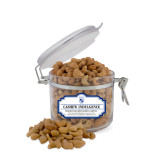 Cashew Indulgence Small Round Canister-Becker College Shield