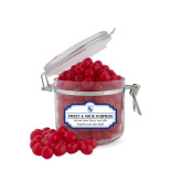 Sweet & Sour Cherry Surprise Small Round Canister-Becker College Shield