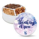 Deluxe Mix Thinking of You Tin-Becker College Shield