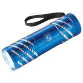 Astro Royal Flashlight-Becker College Shield  Engraved