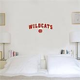 1 ft x 2 ft Fan WallSkinz-Wildcats w/BC Logo