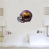 1 ft x 2 ft Fan WallSkinz-Wildcat Football Helmet
