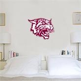 2 ft x 2 ft Fan WallSkinz-Wildcat Head