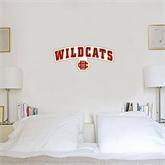 2 ft x 3 ft Fan WallSkinz-Wildcats w/BC Logo