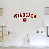 2 ft x 4 ft Fan WallSkinz-Wildcats w/BC Logo