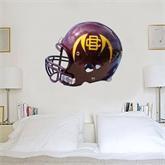 2 ft x 4 ft Fan WallSkinz-Wildcat Football Helmet