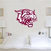 3 ft x 3 ft Fan WallSkinz-Wildcat Head