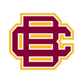 Small Decal-BC Logo, 6 in W