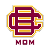Mom Decal-BC Logo, 6 in W