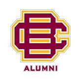 Alumni Decal-BC Logo, 6 in W