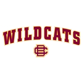 Extra Large Decal-Wildcats w/BC Logo, 18 in W