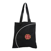 Lunar Black Convention Tote-BC Logo