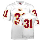 Replica White Adult Football Jersey-#31