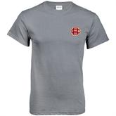 Charcoal T Shirt-BC Logo
