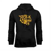 Black Fleece Hood-Wildcat Head