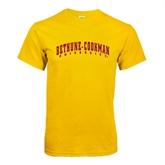 Gold T Shirt-Bethune-Cookman University