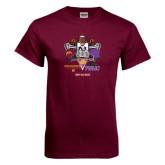 Maroon T Shirt-Bethune VS PVAMU
