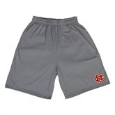 Performance Steel 9 Inch Length Shorts-BC Logo