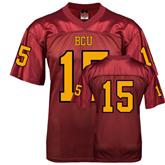 Replica Maroon Adult Football Jersey-#15