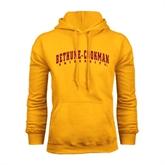 Gold Fleece Hood-Bethune-Cookman University
