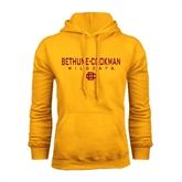 Gold Fleece Hood-Bethune-Cookman Wildcats