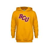 Youth Gold Fleece Hoodie-BCU