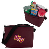 Six Pack Maroon Cooler-BCU