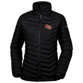 Columbia Lake 22 Ladies Black Jacket-BCU