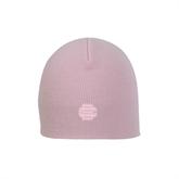 Pink Knit Beanie-BC Logo