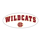 Large Magnet-Wildcats w/BC Logo, 12 in W