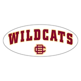 Extra Large Magnet-Wildcats w/BC Logo, 18 in W